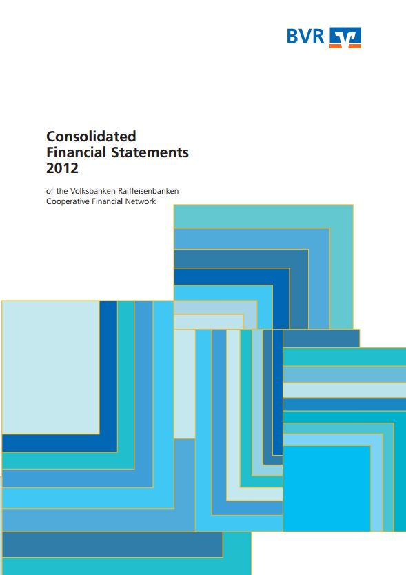 Consolidated Financial Statements 2012
