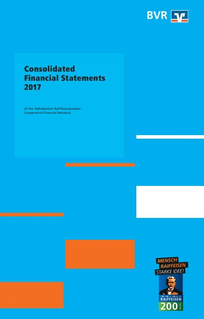 Consolidated Financial Statements 2017